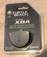 Turtle Beach Ear Force XBA Bluetooth Chat Adapter NEW factory sealed