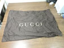 f5ce7c1e03407f Gucci Dust Cover, Storage Bag, Purse Holder, Drawstring Dust Bag, Brown 21