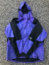 Vintage Made In The Usa North Face Mountain Light Jacket Xl Aztek Purple