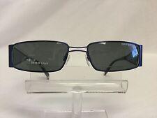 Big Star Sunglasses BSG607 Blue Metal Gray Polarized Lenses Funky Cool Fun