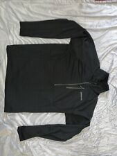 Patagonia R1 Pullover Fleece Sweater Mens Large Black