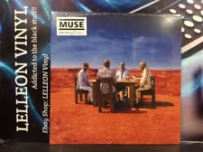 Muse Black Hole and Revelations LP NEW AND SEALED 180g Rock 0825646350919