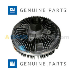 GM Engine Cooling Fan Clutch Trailblazer Envoy 9-7x NEW GENUINE OEM 25816289