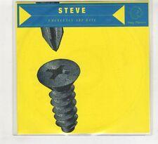 (HD558) Steve, Emergency Art Rate - 2015 DJ CD
