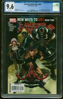 The Amazing Spider-Man # 569 CGC 9.6 NEAR MINT+ VARIANT A (1st Anti-Venom) G-58