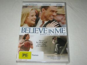 Believe In Me - Bruce Dern - Brand New & Sealed - Region 4 - DVD - Rare