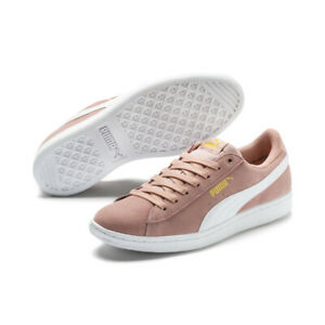 Puma Vikky Peach Softfoam Women's Trainers Shoes - Sneakers Joggers Runners NEW!