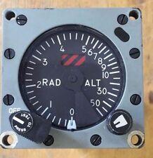 EX MOD Tornado Radar Altimeter Indicator PN 8.471.021