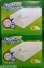 ( 0,25 €/Stück SWIFFER Nachfüllpackung 36 Anti-Staub -Tücher,Bodentuch,NEU!