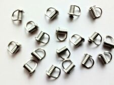 Clevis ,Clip-N-Spin for Spinners Blades & Lures , Easy Blade Change, 2 Sizes,