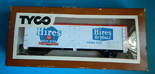 TYCO Ho Train Boxcar Car HIRES Old Time ROOT BEER 370D In Box