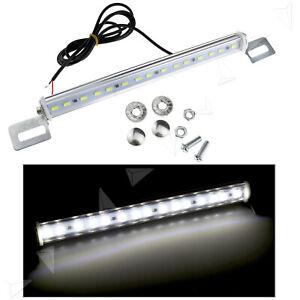 15 LED Car Van TruckTrailer License Number Plate Light Bolt On Backup Lamp