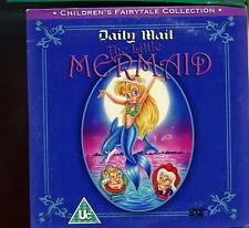 Children's Fairytale Collection -  Little Mermaid /  Mail  DVD - 1st Class Post
