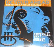 SOUTHSIDE JOHNNY detour ahead music of billie holiday USA LP new BLUE VINYL RSD