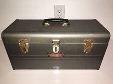 Craftsman Toolbox Vintage Antique Rare Tool Box