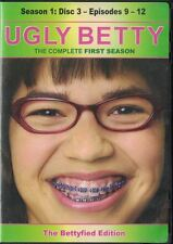 Ugly Betty Season 1 Disc 3 Episodes 9 - 12 THE BETTYFIED EDITION DVD