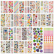 Sticker Sheets, Stickers for Craft or for Kids