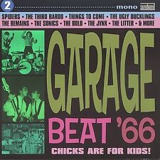 Garage Beat '66, Vol. 2: Chicks Are for Kids! by Various Artists (CD,...