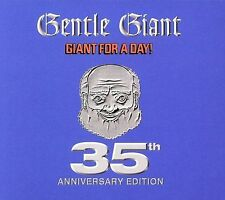 Gentle Giant : Giant for a Day CD