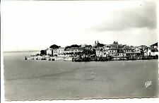 CP 80 SOMME - Le Crotoy - Vue générale et Baie de Somme