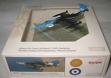 Herpa Wings 552530 Lockheed F-104G Starfighter Hellenic Air Force 1:200