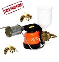 Oxalic Acid Vaporiser SMOKE CANNON Evaporator treatment bee Anti-Varroa