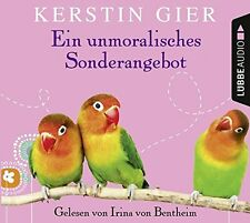 Kerstin Gier, Ein unmoralisches Sonderangebot 9783785750971