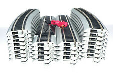 HO Scale Model Railroad Trains Layout Bachmann EZ Track Silver 46 X 91 Oval Lot