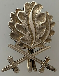 Silber  '900  21 ' German WW2 Oak leaves & swords to 1939 Knights Cross Iron X