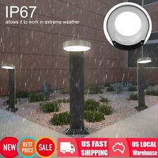 Us Led Bollard Garden Lamp Post Light Waterproof Ip67 Garden Outdoor Lighting