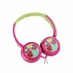Rocka Miss Lovebug Kids Headphones