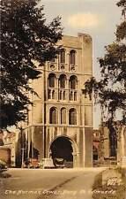 The Norman Tower Bury St Edmunds Vintage cars Voitures Tour