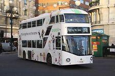 New bus for London - Borismaster LT102 6x4 Quality Bus Photo E