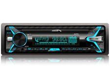 Radio AC9710 B MP3 WMA USB SD ISO Bluetooth Multicolore + Frontalino estraibile