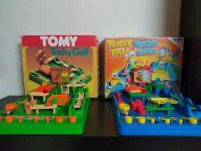 Lot 2 Tomy Tricky Ball/Tricky Golf