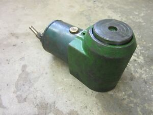 """Felco Hydraulic Jack 20 Ton Precision 3.375"""" Lift Low Clearance Machinery Move"""