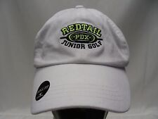 REDTAIL JUNIOR GOLF - PDX - YOUTH SIZE - ADJUSTABLE BALL CAP HAT!
