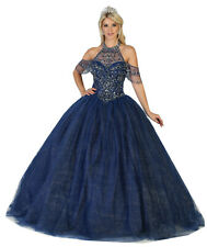 MASQUERADE DESIGNER SWEET 16 FORMAL MILITARY BALL GOWNS SPECIAL OCCASION DRESSES