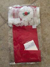 Dollcake Abundance Footless Socks Size 10 (Large) NWTIB