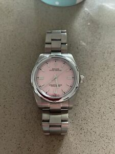 MENS /Ladies AUTOMATIC WATCH SAPPHIRE  STAINLESS STEEL AAA