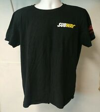 SUBWAY Coca-Cola Freestyle Large hipster t shirt minute Maid Sprite Powerade