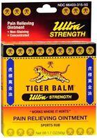 Tiger Balm Sport Rub Ultra Strength 1.70 oz (Pack of 2)