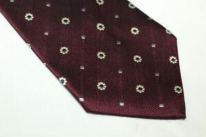 PIETRO BALDINI Seven Fold Silk tie Made in Italy F9999