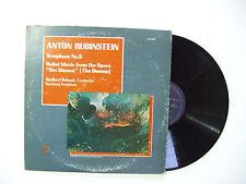 Anton Rubinstein/Heribert Beissel,Hamburg Symphony-SymphonyNo.6/Ballet Der Damon