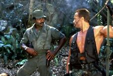 "Predator [Arnold Schwarzenegger / Carl Weathers] 8""x10"" 10""x8"" Photo 60261"