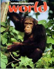 National Geographic World Magazine 1990 July