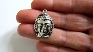 Buddha Face ( Necklace / Bracelet / Earring ) Pendant