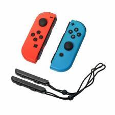 Qumox Manette de Jeu Joy-Con pour Nintendo Switch - Rouge/Bleu (4895187175148)