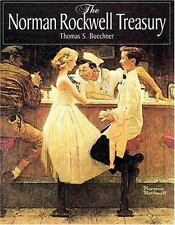 The Norman Rockwell Treasury Buechner, Thomas S. Hardcover