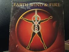 EARTH, WIND, AND FIRE POWERLIGHT LP 1983 COLUMBIA TC 38367
